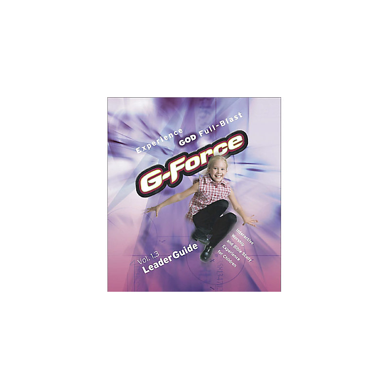G-Force: Vol 1.3 - Visual Pack