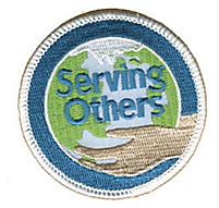 Serving Others Badge