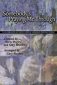 Somebody's Praying Me Through Accompaniment CD (Stereo)