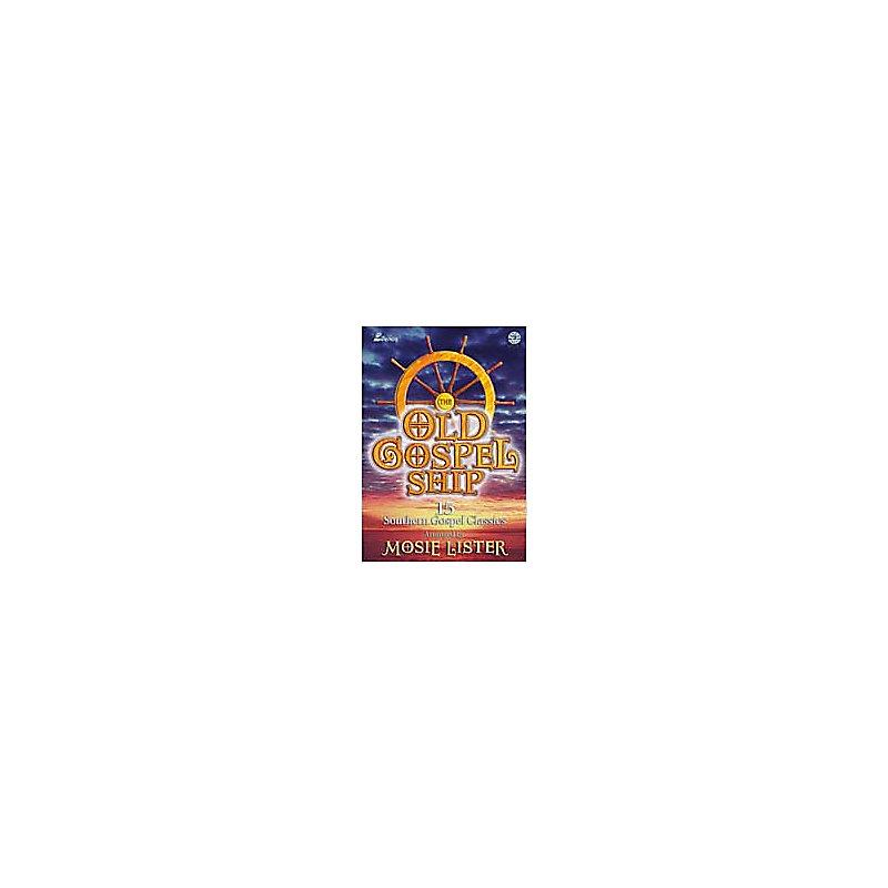 The Old Gospel Ship - Split-Track Accompaniment CD