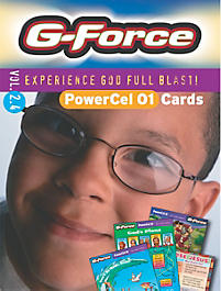 G-Force: Vol 2.4 - PowerCel Cards, Younger Children