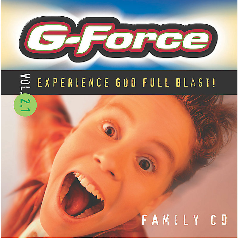 G-Force: Vol 2.1 - Family CD-ROM