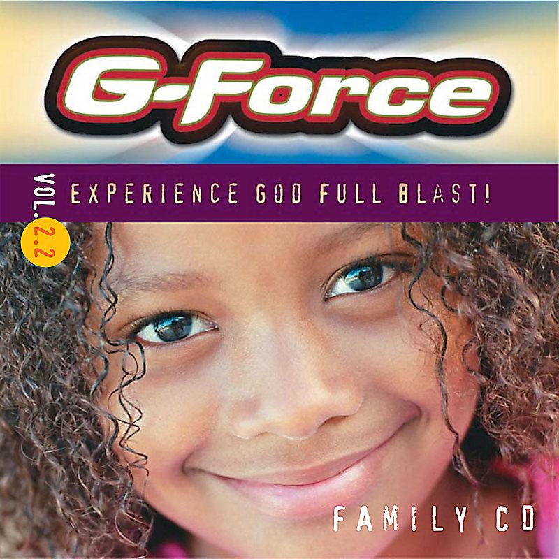 G-Force: Vol 2.2 - Family CD-ROM