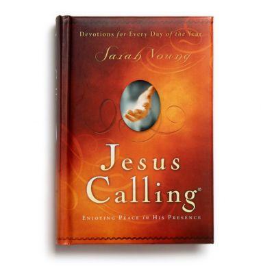 Jesus Calling Sarah Young