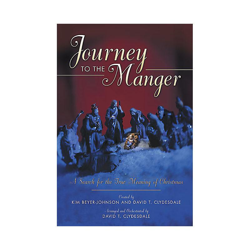 Journey to the Manger Listening CD