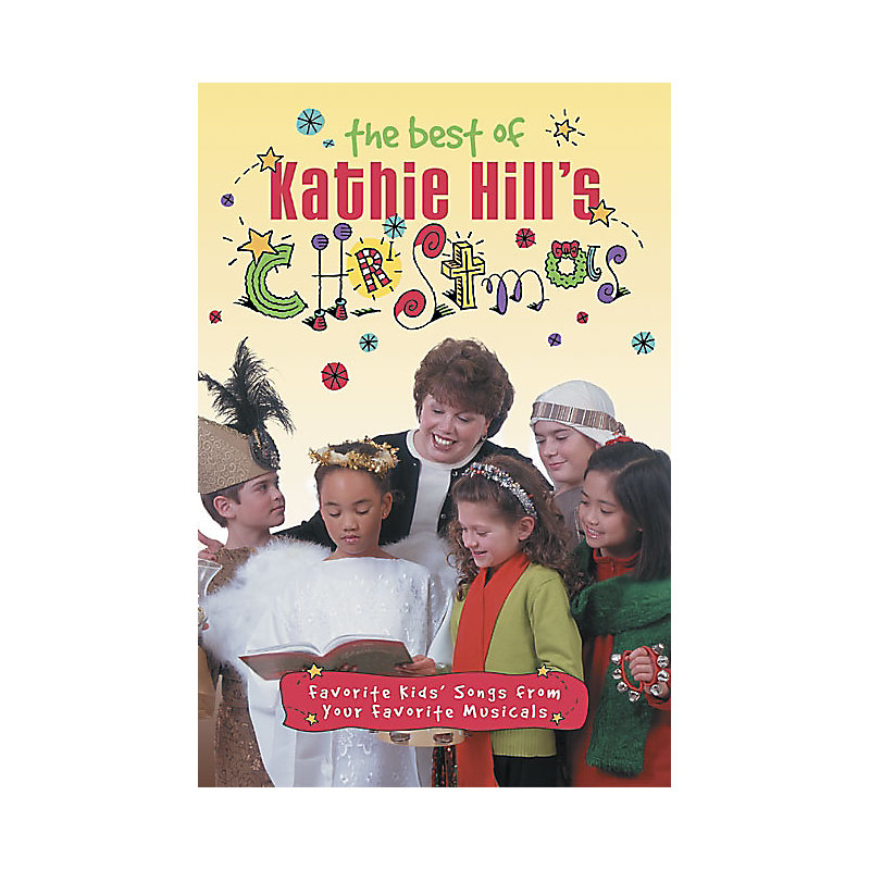 The Best of Kathie Hill's Christmas Listening CD