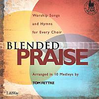 Blended Praise - Listening CD