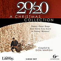 20/20: A Christmas Collection - Listening CD (Double CD)
