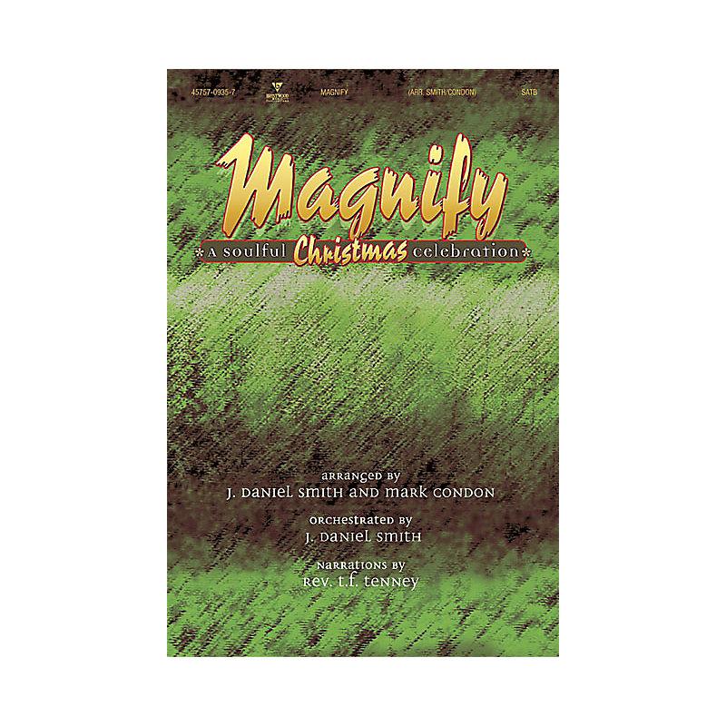Magnify Soprano Rehearsal CD