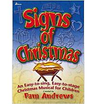 Signs of Christmas - Split-Track Accompaniment CD