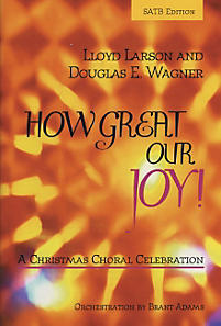 How Great Our Joy! CD Preview Pack