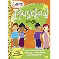 Golden Books Music: Preschool Songs DVD