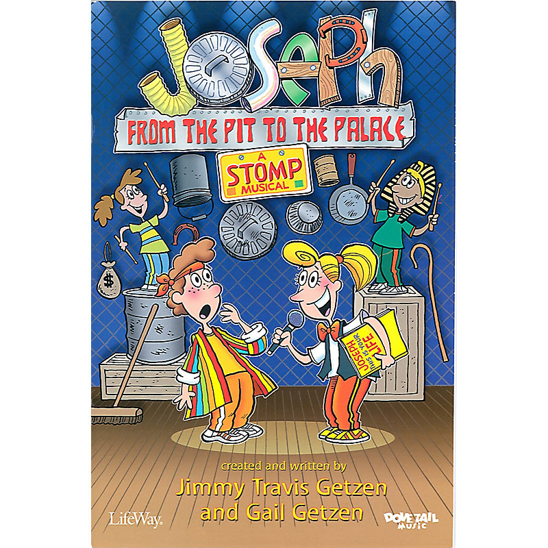 Joseph: From the Pit to the Palace - Accompaniment CD