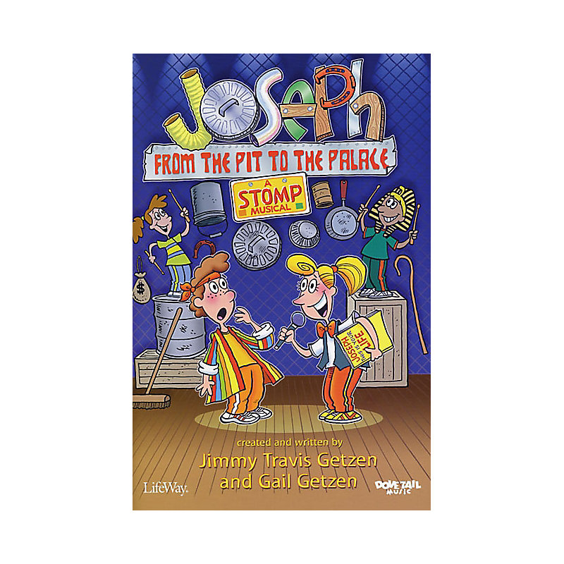 Joseph: From the Pit to the Palace - CD Promo Pak