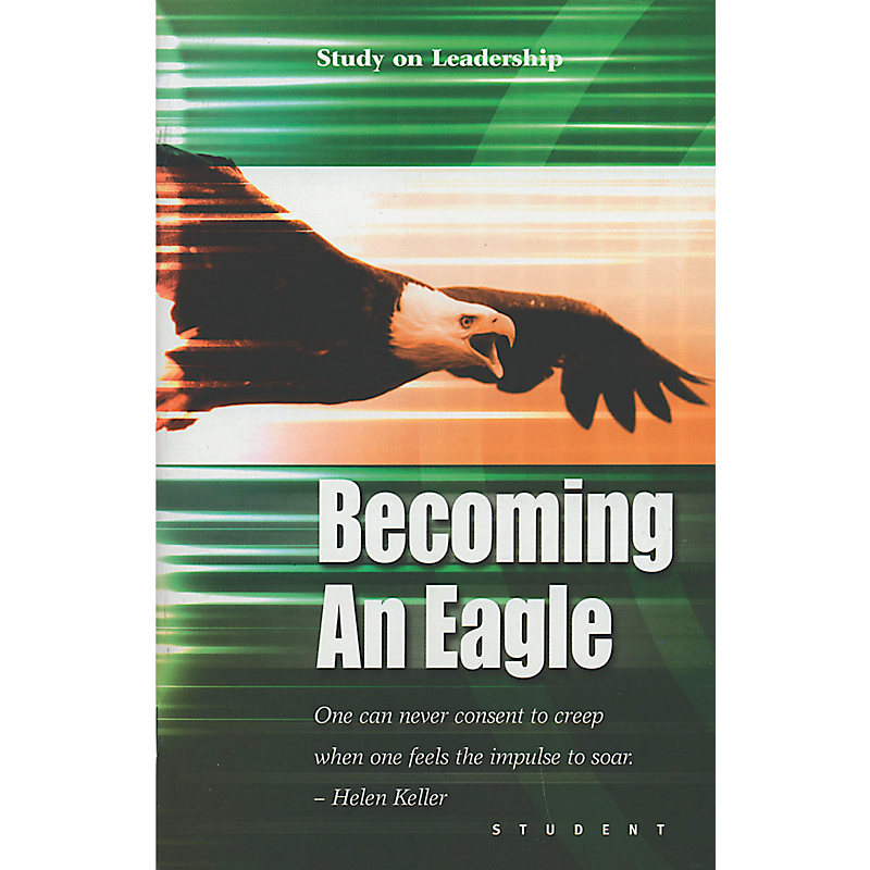Becoming an Eagle - Student Book