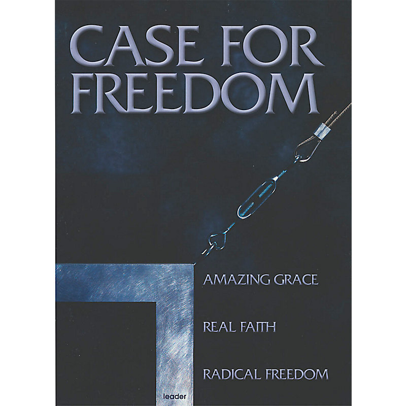 Case For Freedom - Leader Guide