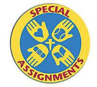 Special Assignment Badge