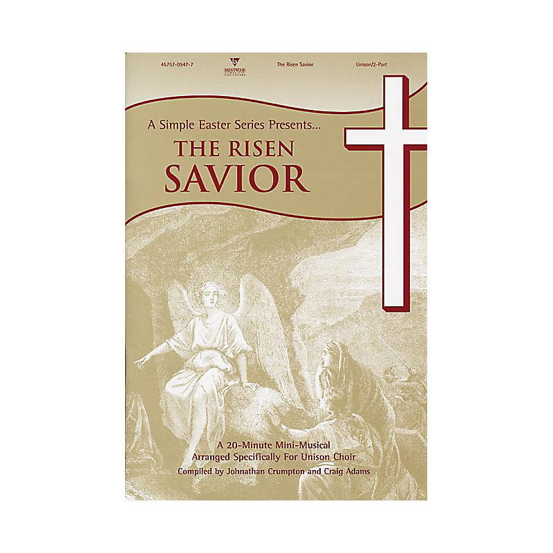 The Risen Savior Accompaniment CD (Split)