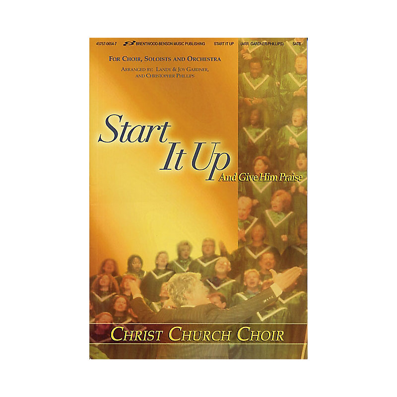 Start it Up! CD Preview Pack
