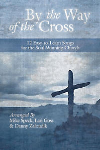 By the Way of the Cross Accompaniment CD (Split)