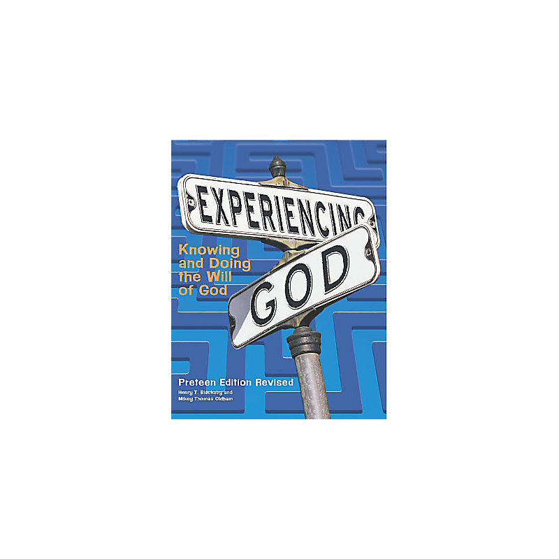 Experiencing God - Preteen Edition Leader Guide