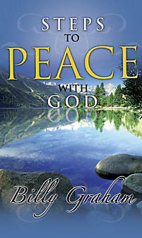 Inspirational Tract: Steps to Peace With God NIV