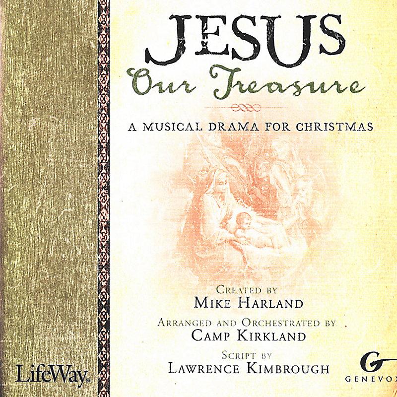 Jesus, Our Treasure - Listening CD