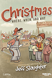 Christmas: Where, When, Why - Unison Choral Book