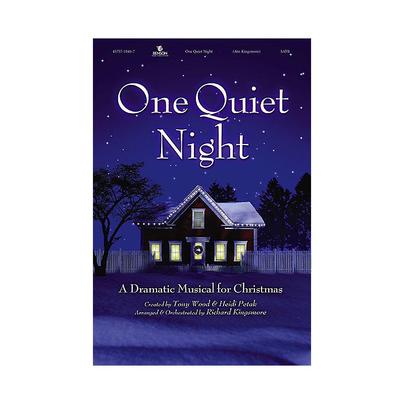 One Quiet Night Alto Rehearsal CD