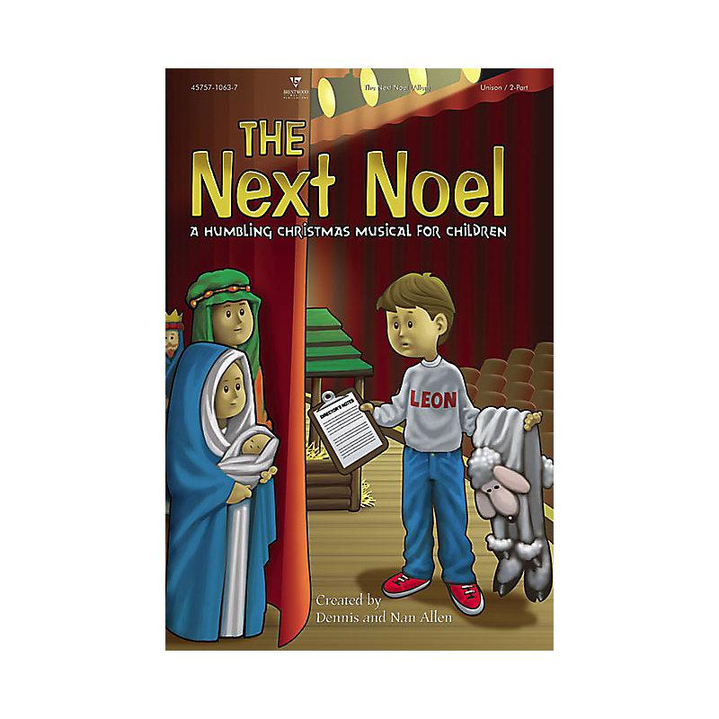 The Next Noel CD Fun Pak