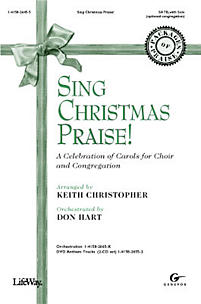 Sing Christmas Praise! - SATB with Solo Anthem (Package of Praise)