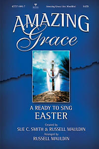 Amazing Grace: A Ready to Sing Easter Accompaniment CD (Split)