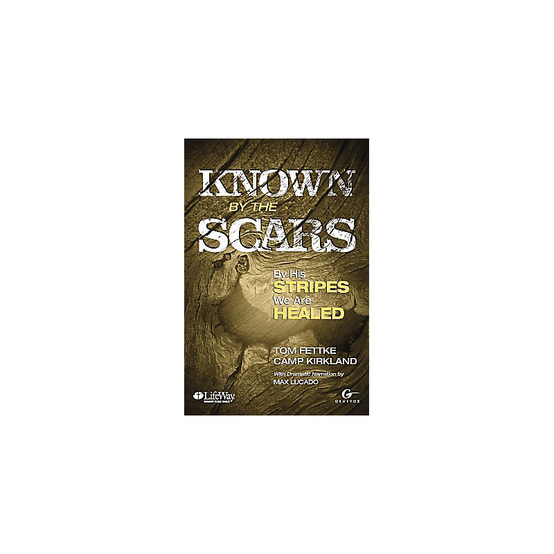 Known by the Scars - Rehearsal Track CDs