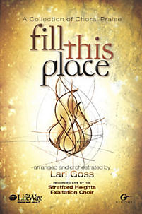 Fill This Place - Listening CD