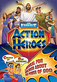 The First Action Heroes - Promo Pak