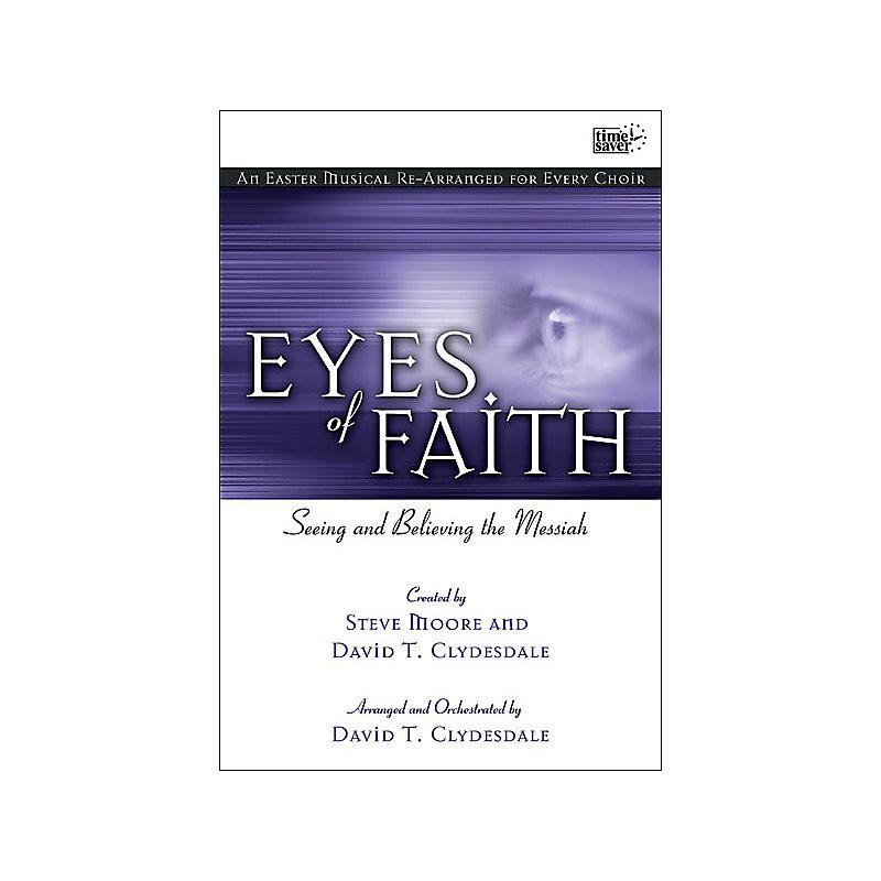 Eyes of Faith Accompaniment CD (Split)
