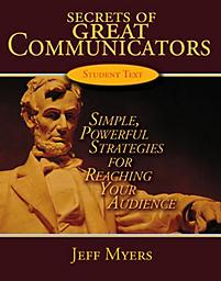 Secrets of Great Communicators Teaching Kit
