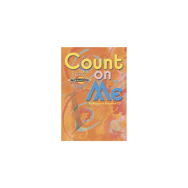 TeamKID: Count On Me Replacement Enhanced CD