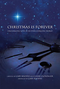 Christmas is Forever Choral Book