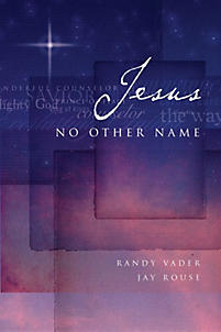Jesus No Other Name - Choral Book