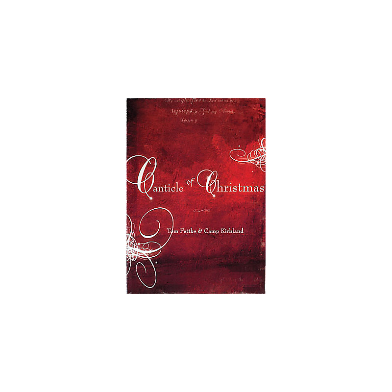 Canticle of Christmas - Stereo Accompaniment CD