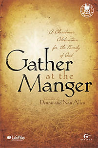 Gather at the Manger - Listening CD
