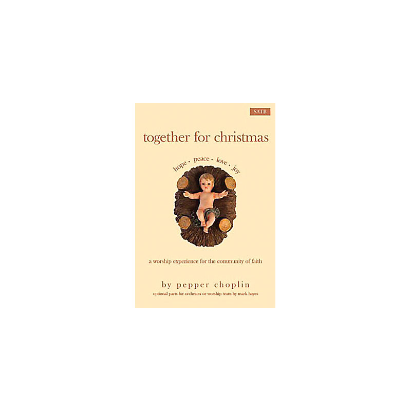 Together for Christmas SATB Choral Book