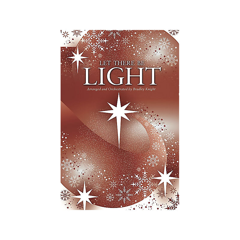 Let There Be Light Choral Book