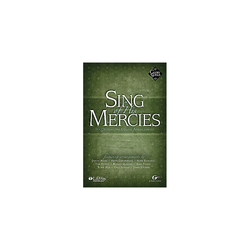 Sing of His Mercies - Orchestration