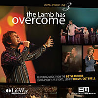 Living Proof Live 3: The Lamb Has Overcome - Listening CD