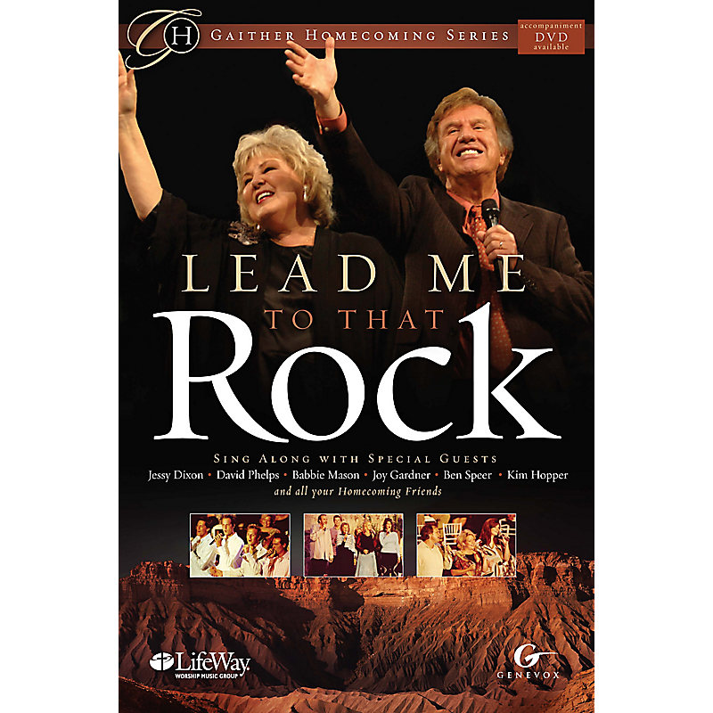 Lead Me to That Rock - Choral Book