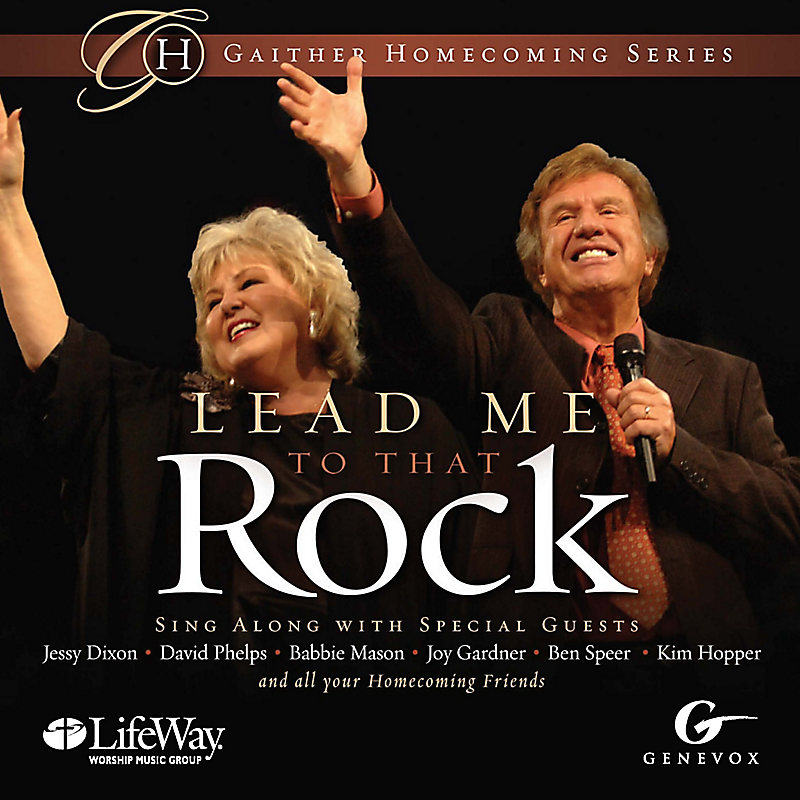 Lead Me to That Rock - Listening CD