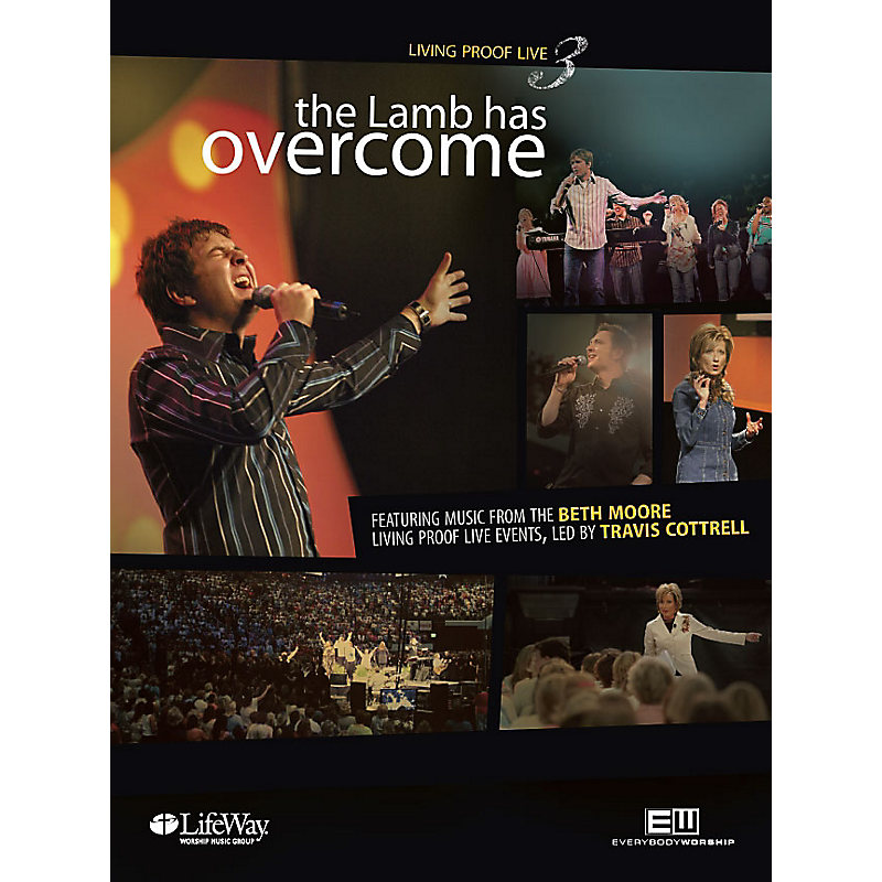 Living Proof Live 3: The Lamb Has Overcome - Listening CD (pack of 5)