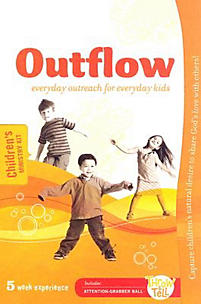 Outflow: Childrens Leader Guide Kit